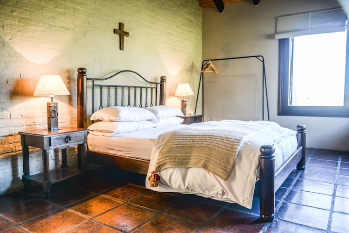 Dormitorio Principal, con baño en suite