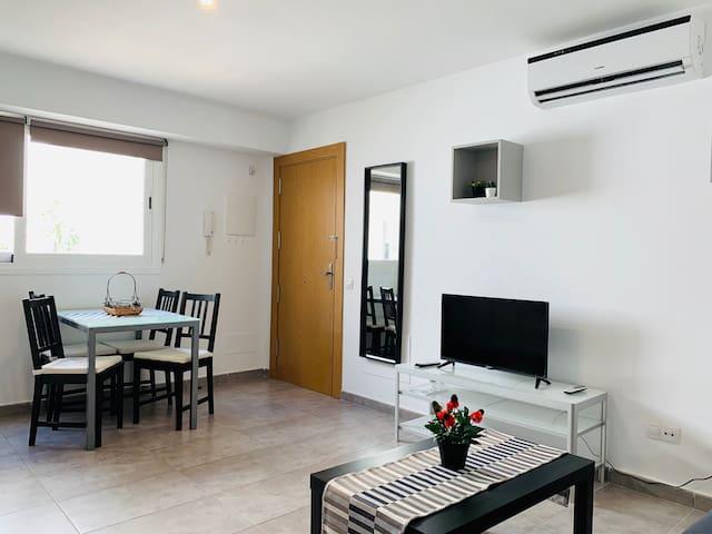 Apartamento nuevo, Palma centro.