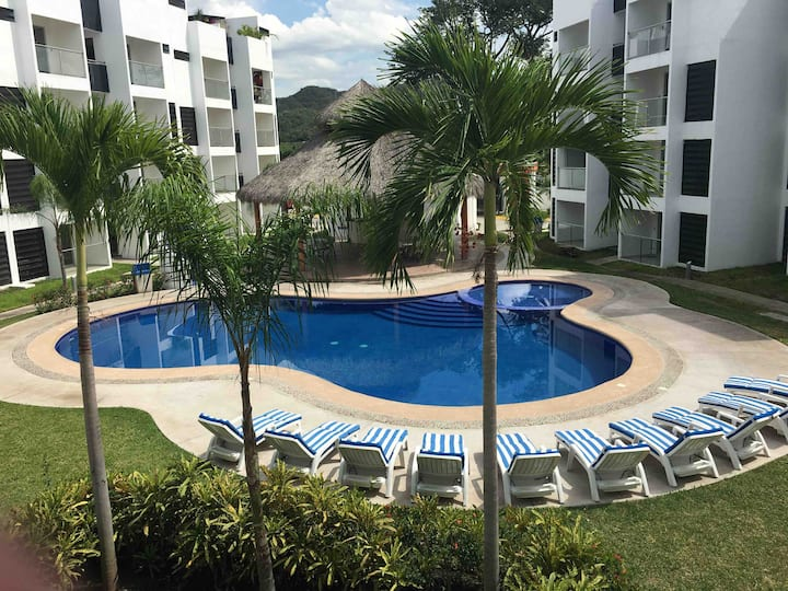 Excelente departamento en Manzanillo Colima