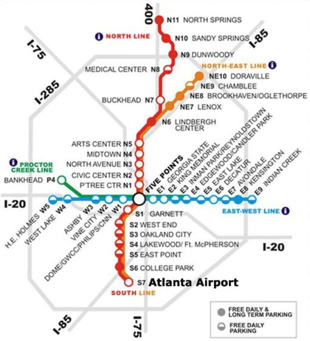 M Street Apartments Atlanta: MIDTOWN ATLANTA AirBnB W/ Parking