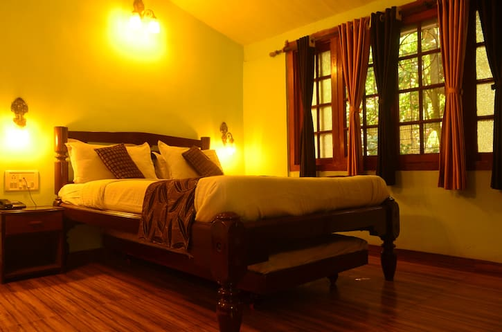 Deluxe Double - Panchgani - Wohnung