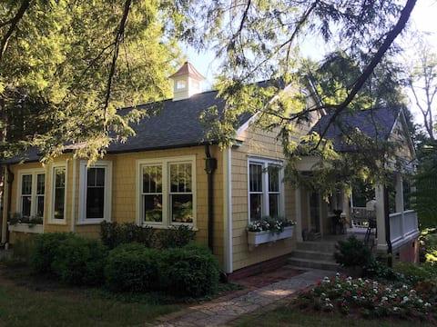 English Garden Cottage.