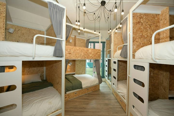 hostel~合宿房~