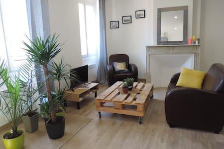 vieux port - appartement refait à neuf - マルセイユ - アパート