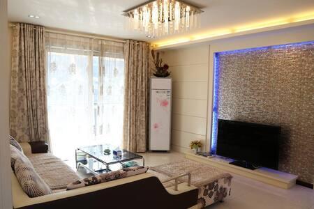 赤壁新城区中心地段博园小区精装舒适三房 - Xianning