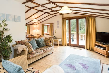 Riverside Lodge and Spa, sleeps 6, Blair Atholl - Bridge of Tilt