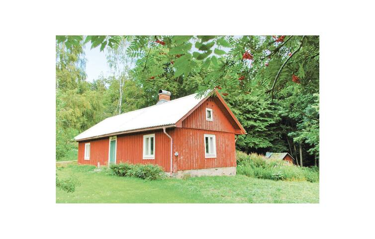 Holiday cottage with 1 bedroom on 68m² in Dalskog