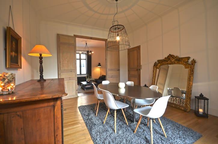 Maison de ville - Maison de famille - Cholet - Řadový dům