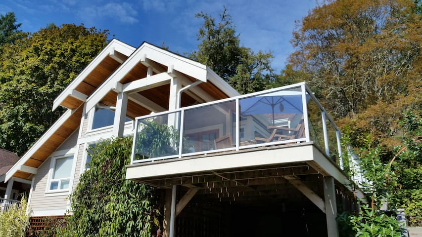 Pender Island Retreat