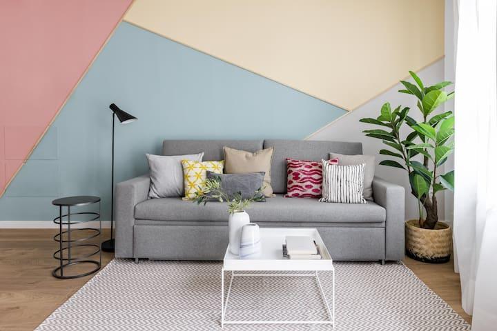 Olala Color Apartment 2A