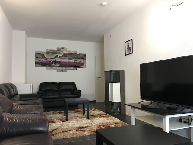 Ganze Wohnung für die ganze Gruppe !! - Stuttgart - Apartment