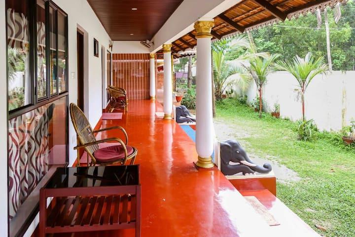 ⛱️ Beach Home stay 🏖️ marari sea scape villa.1 🏡