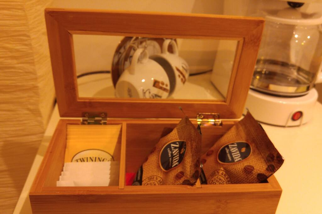 Tea&Coffee Box