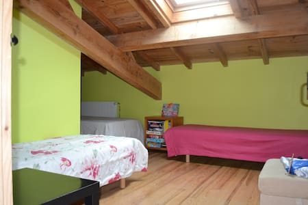The attic room - Alet-les-Bains - House