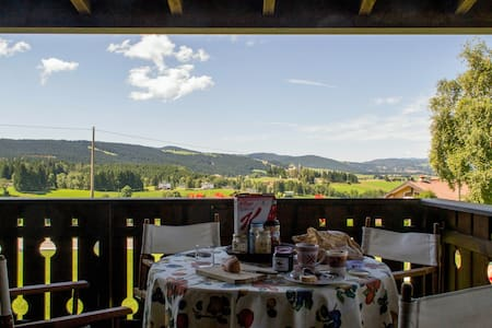 Amazing chalet immersed in nature! - Asiago - Haus
