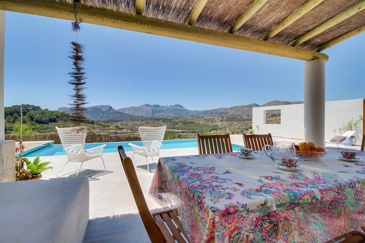 Villa Serena, Lujosa villa con PISCINA privada