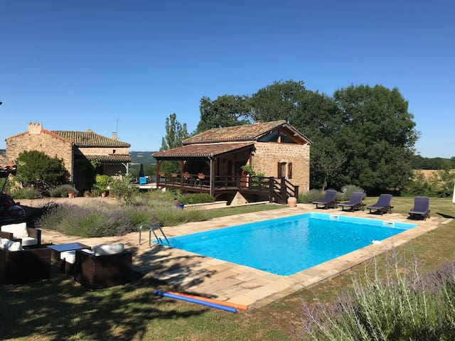 Beautiful Gîte With Private Pool