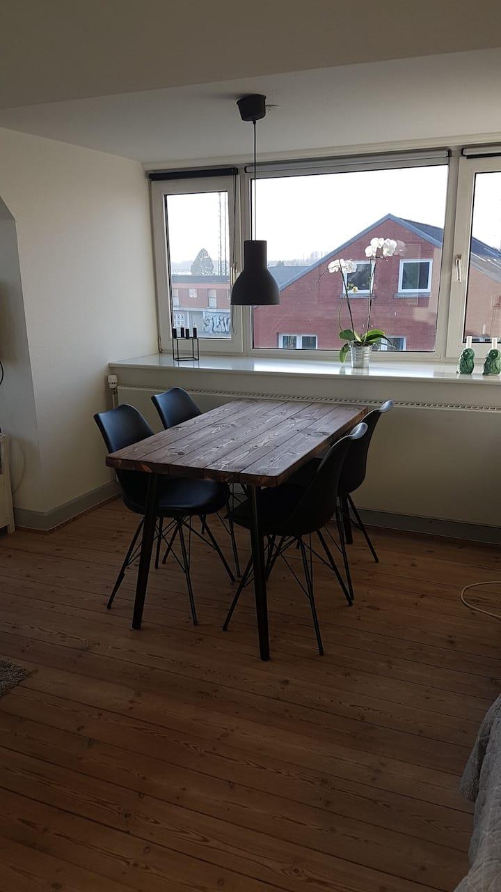 Hyggelig 2 værelses i Odense C