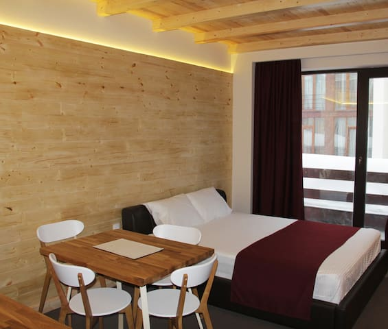 New Gudauri suites 226