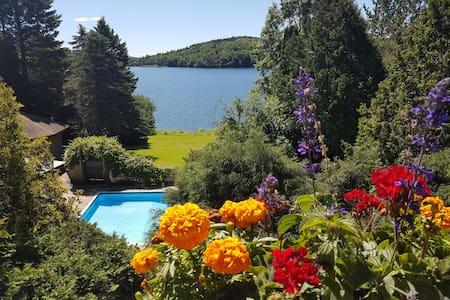 Dream house, pool, lake access 5 min to Ski Center