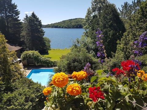 Dream house, pool, lake access 5 min to Ski Center