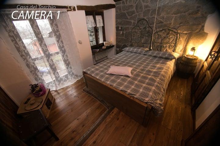 Casa del Torchio - Crodo [Posti: 10 - Camera 1/4]