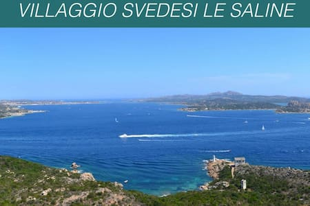 Sweet home in Sardegna - Le Saline - Rumah