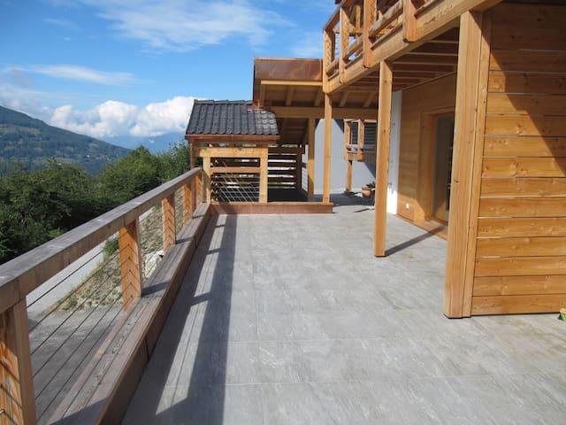 Au-dessus des rêves, Mase, Val d'Hérens, Valais