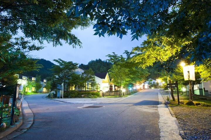 Pyeongchang Olympics Hyundai Resort 20py - Bongpyeong-myeon, Pyeongchang-gun - Pension (Korea)