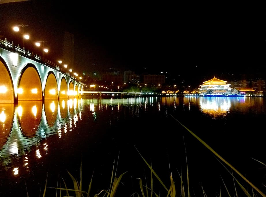 聆溪,国家5A级景区内的时尚大宅,曲江