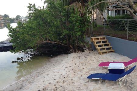 Waterfront Hernando Beach Home - Hernando Beach