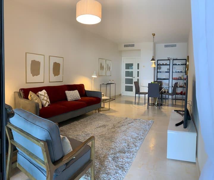 Apartamento de lujo el Flamingo Azul