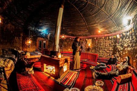 Petra bedouin house 1 - Petra, Jordan