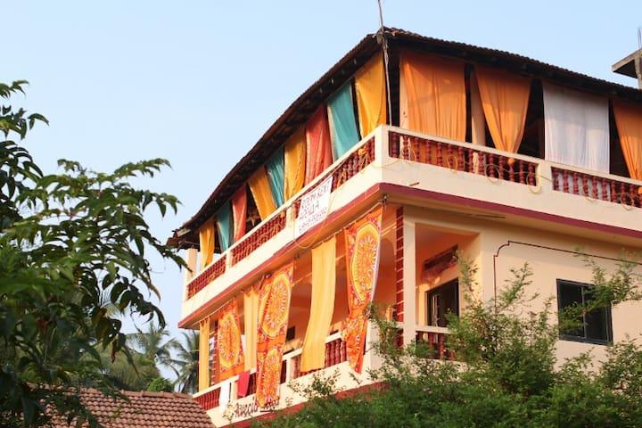 Avecia Villa: Arambol, Goa - Arambol - Rumah Tamu