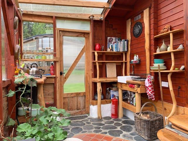 Lammas Ecovillage Tranquil Retreat Space