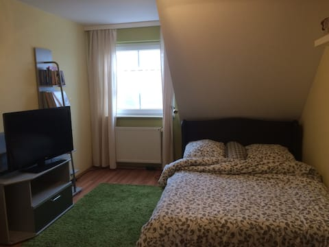 zentral gelegene Zimmer