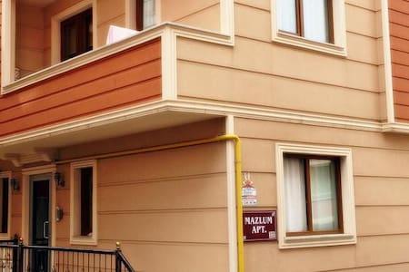 Mazlum Apart - Trabzon Merkez - 公寓