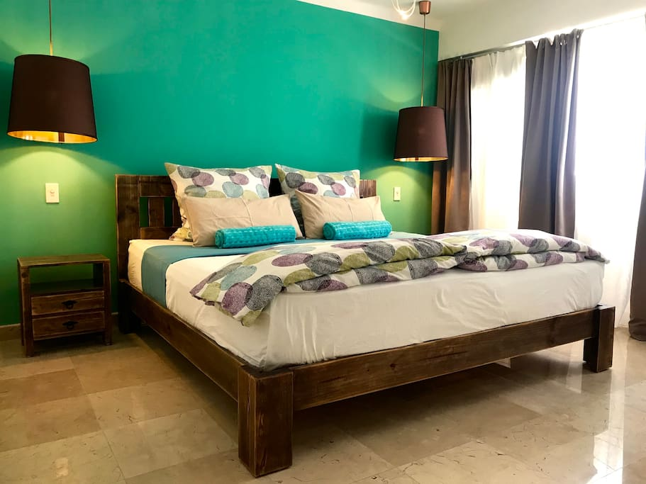 Refurbished rooms with all needed conditions!!! Room 1