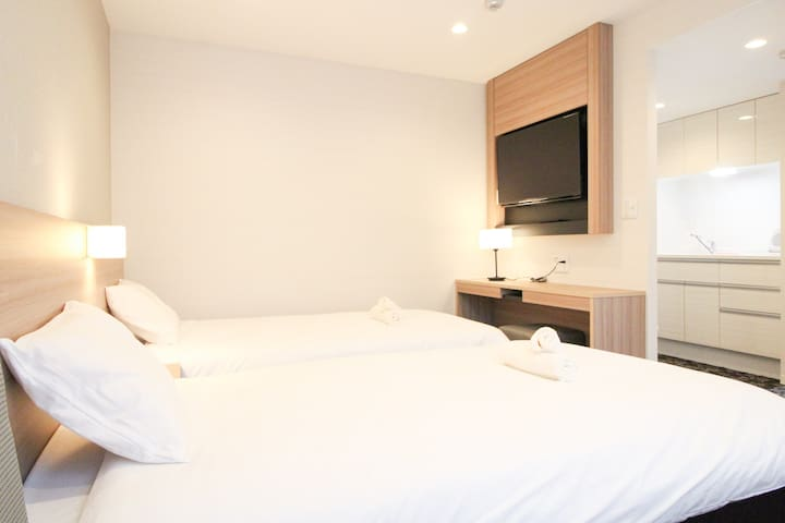 4 minutes to Haneda Airport,Concept Apartment #301