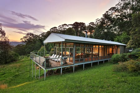 Budderoo- country retreat with views of escarpment - Upper Kangaroo River