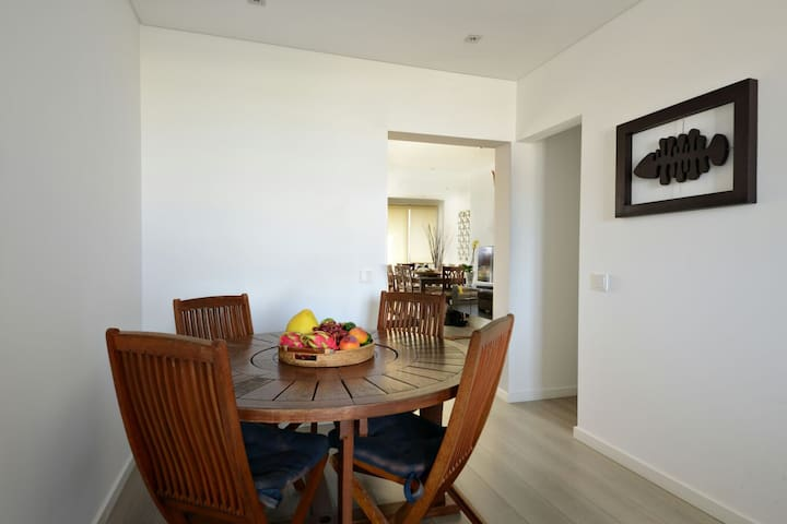 Apartment in front of the beach & 15m from lisbon - Oeiras - Lakás