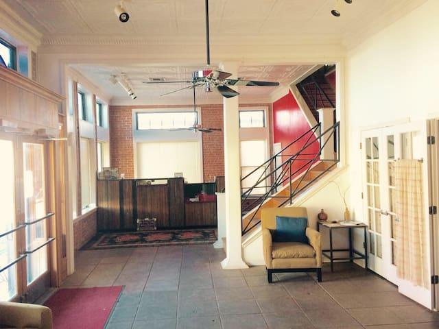 Suite Room (Queen, 2 Twins) - Archer City - Lakás