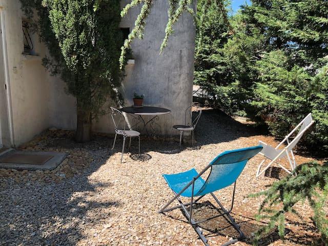 Beau studio au coeur de la Provence