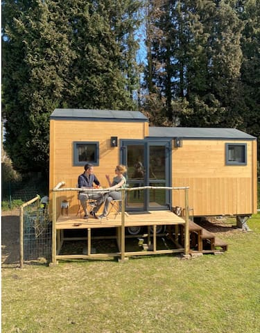 Joly Tiny House -  close to Brussels