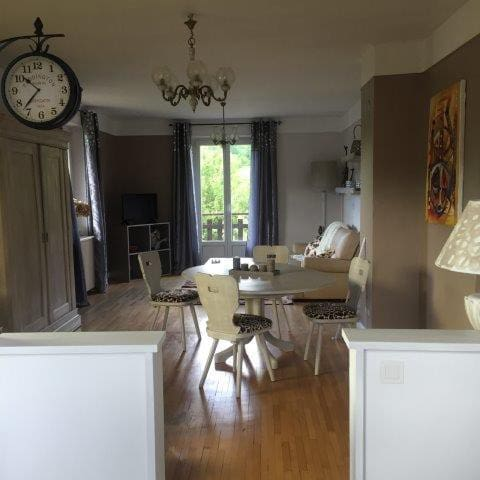 APPARTEMENT 60m2 PROCHE COLMAR-MULHOUSE-THANN 2/4p