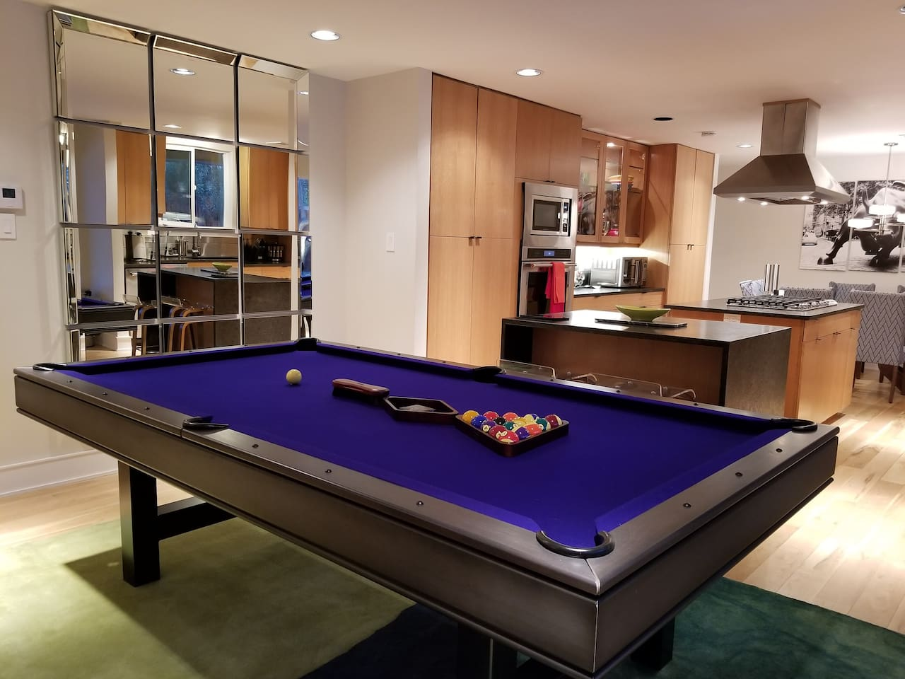 Meadow HouseModern Luxury EstatePoolNear Uptown Houses For Rent - Pool table rental dallas