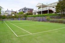 Sorrento, St Pauls Road Tennis