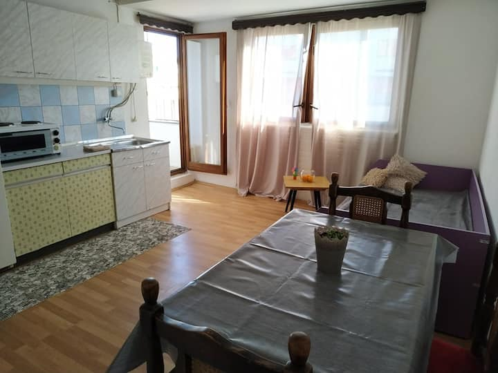 Studio apartment in the heart of Bitola