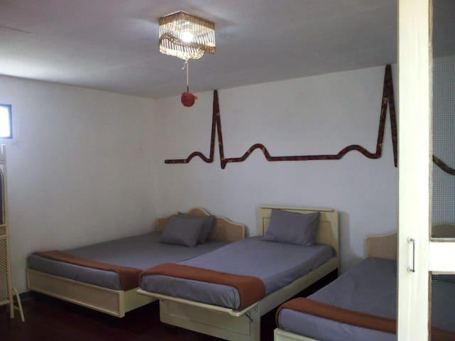 4.5*4.75m² bedroom