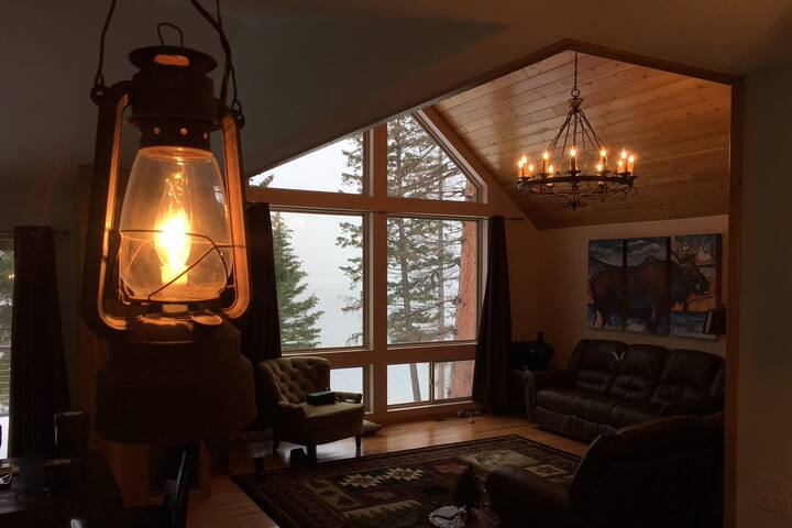 McGregor Lake Waterfront Home-Paradise Pines